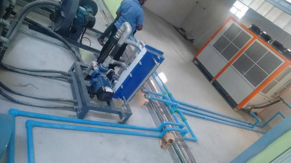 Pneumatic pipes